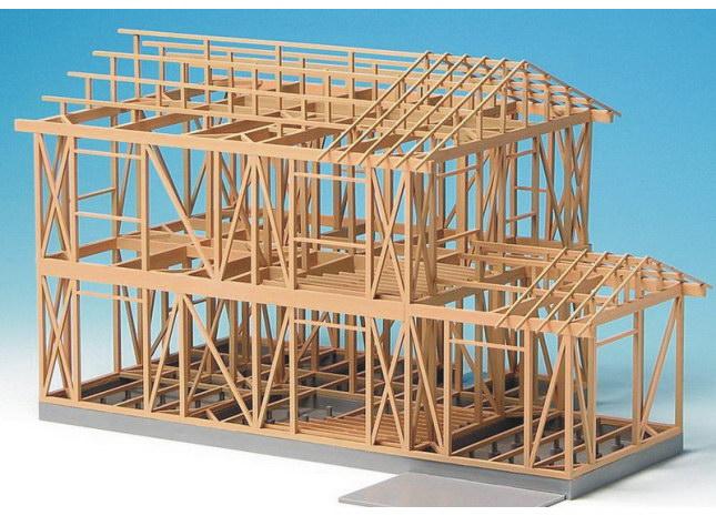梁柱木结构-苏州汉威木结构工程有限公司