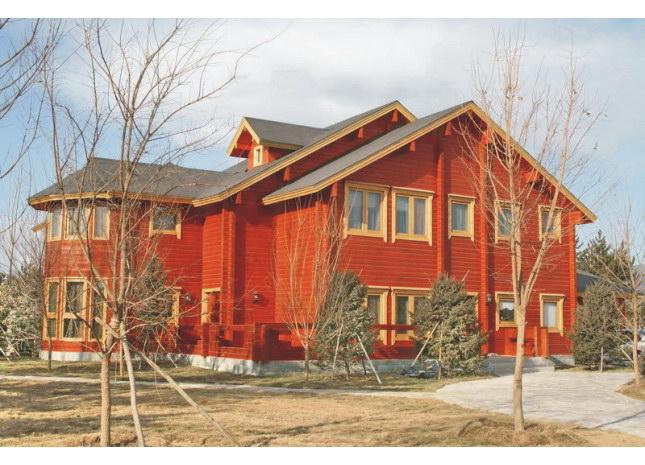 原木结构-苏州汉威木结构工程有限公司