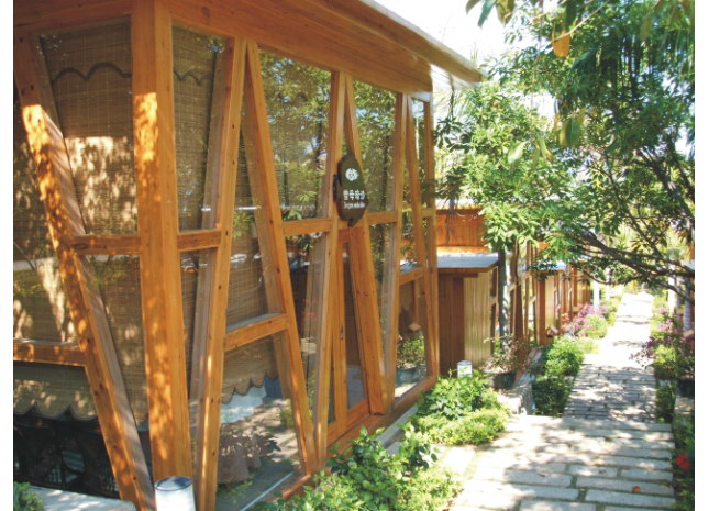 景观木结构-苏州汉威木结构工程有限公司