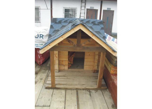 防腐木宠物房-苏州汉威木结构工程有限公司