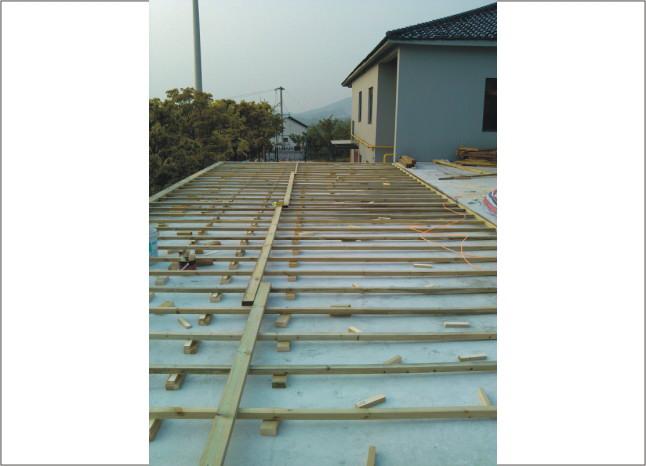 防腐木木平台-苏州汉威木结构工程有限公司