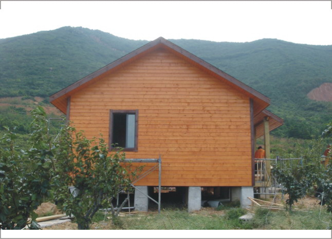 spf外墙挂板-苏州汉威木结构工程有限公司